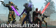 Sith Marauder Builds: Annihilation Guides