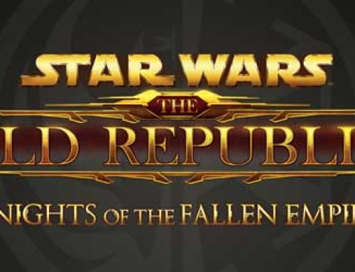 Knights of the Fallen Empire Early Access Now Live!