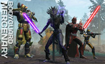 Mercenary Builds: Bodyguard Guides