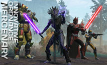 Mercenary Builds: Innovative Ordnance Guides