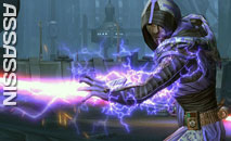 Sith Inquisitor Assassin Builds and Specs Guide