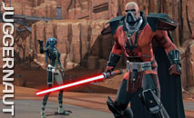 Sith Warrior Juggernaut Builds and Specs Guide
